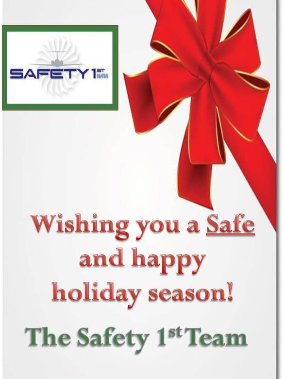 Holiday Card from Safety 1st
