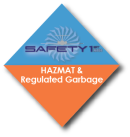 HAZMAT and Reg Garbage