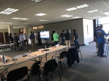Advanced Line Service workshop attendees explore how understanding different motivational styles can help draw the best out in employees.